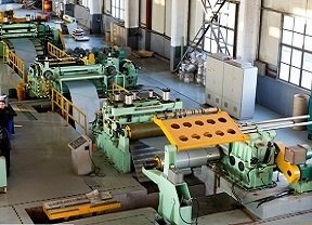 Cut To Length Line Machines Delivery to Australia