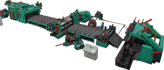 Light Gauge Slitting Lines