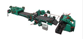 Heavy Gauge Slitting Lines
