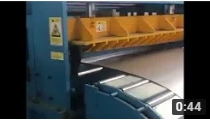 High Speed Stainless Steel Slitting Line