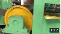 Hot Rolled Steel Slitting Line