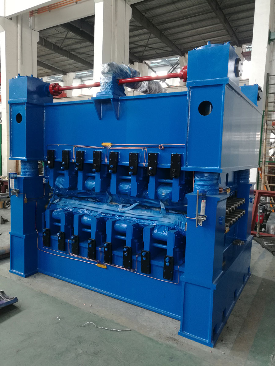 6 Hi leveler/leveling machine for Stainless Steel Cut to Length Machine
